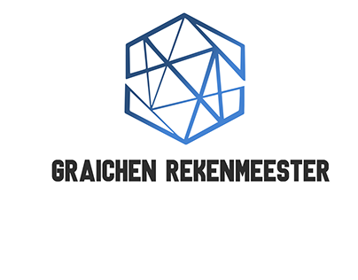 Graichen Rekenmeester Logo Mockup