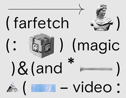 FARFETCH|发发奇