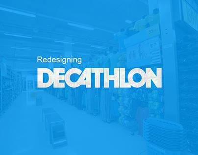 Decathlon unofficial branding redesign