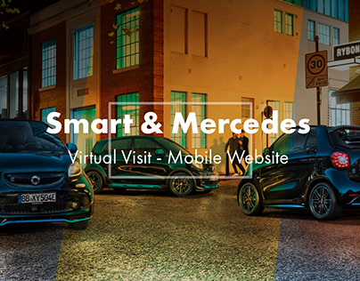 Smart & Mercedes - Virtual visit