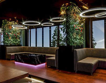 Night Club İnterior Design