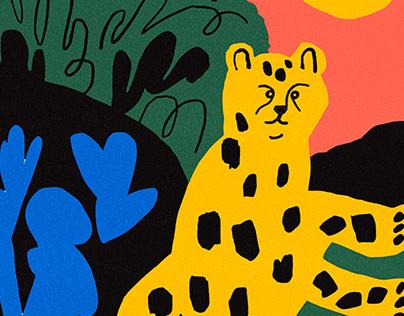 Dear. Cheetah