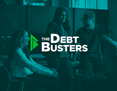 Debt Busters   Brand Identity