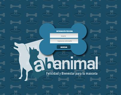 Abanimal - App Design