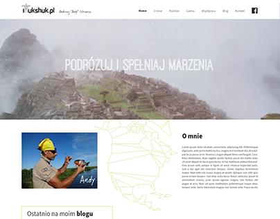 Inukshuk - logo & website design