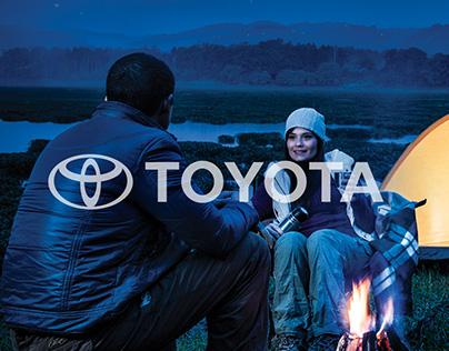 Toyota // Para quienes no cambiaron con el éxito