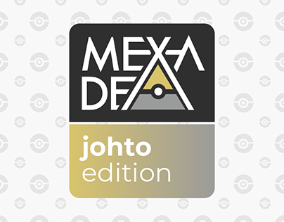 Art Pokedex MX. Johto Edition