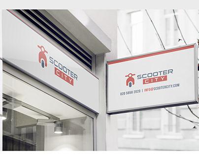 Scooter City - Logo