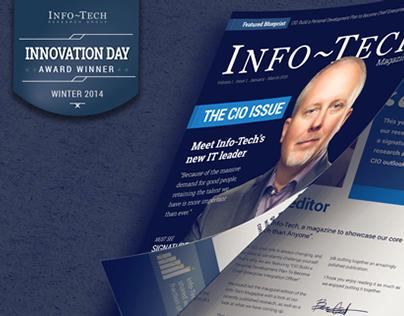 Info-Tech Magazine - Innovation Day Project