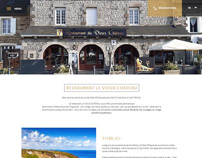 Restaurant du vieux château