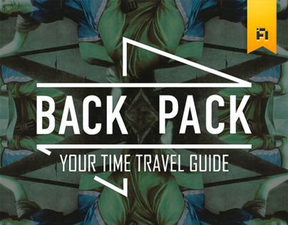 Time Travel Guide App -BACK PACK