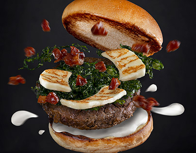 Bradock Burger