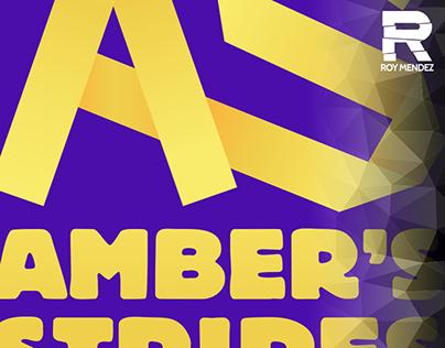 Amber's Stripes Branding