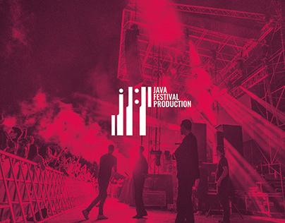 Rebranding: Java Festival Production