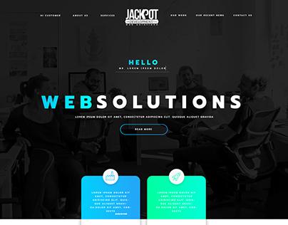 Website Design Proposal for Webmisferio.com / US