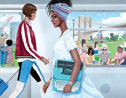 MTA Art Card 2020