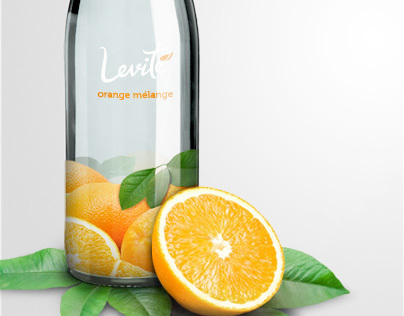 LEVITÉ mineral water