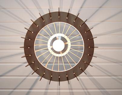 Bard Lamp