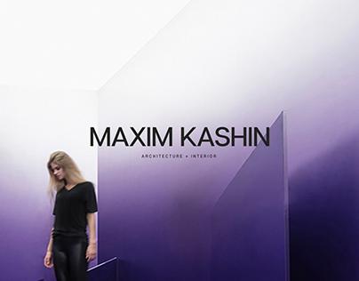 MAXIM KASHIN ARCHITECTURE