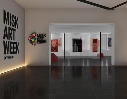 MISK Exhibition Art