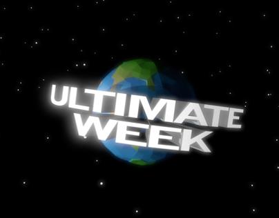 "The List ""Ultimate Week"" Promo"