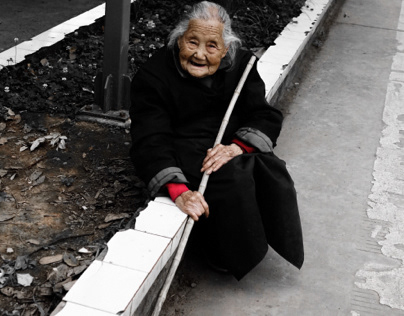 Road to 100-year-olds