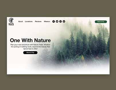 Nature Trails Branding Project