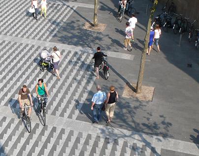 Pieter Vreedeplein urban public space