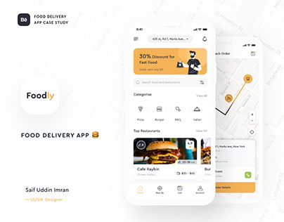 Food Delivery App Case Study