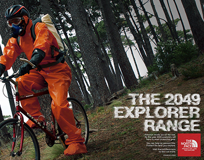 INTEGRATED CAMPAIGN- The North Face