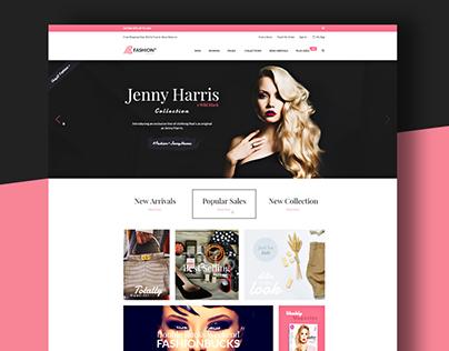 FashionPlus - Clothing Store