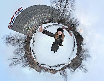 Panorama, 360 panorama