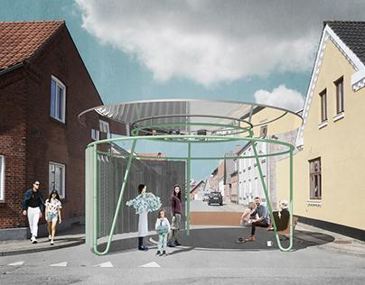 Pavillonforslag til Kulturmødet Mors 2015