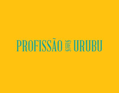 PROF. DE URUBU / POSTER