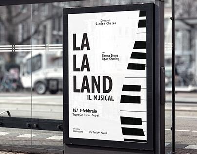 Poster-La La Land