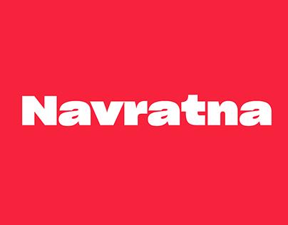 Navratna - Advertising Campaign