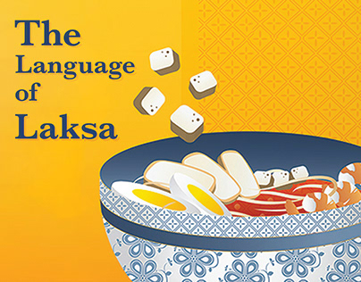 Language of Laksa | Infographic