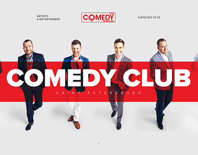 Comedy Club - Saint Petersburg