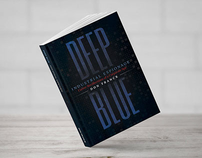 Deep Blue - Book Cover
