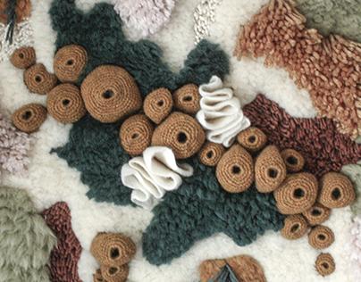 Coral reef Weaving II