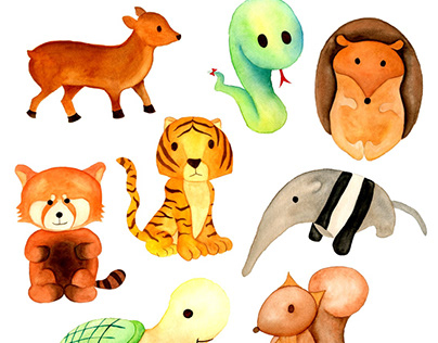 Stuffed Animal Characters