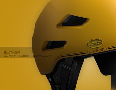 Vibram climbing helmet