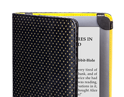 Perforated covers for PocketBook Touch