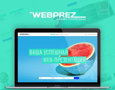 Webprez