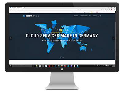 Global Access Website