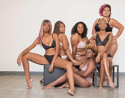 BLACK LADIES :: Negras do Brasil // OBIRIN IYANRIN