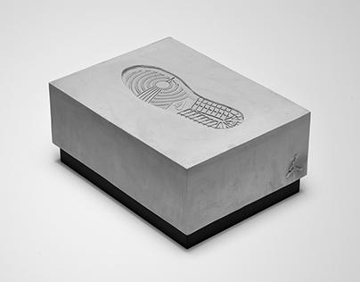 Air Jordan 1 Cement Box