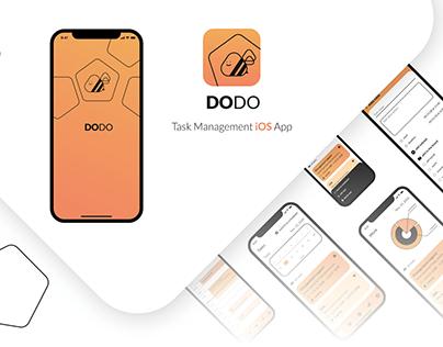 DoDo App | Task Management iOS App
