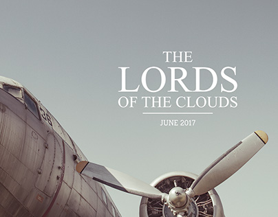 The Lords of the clouds