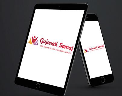 Gujarati Samaj Logo Design